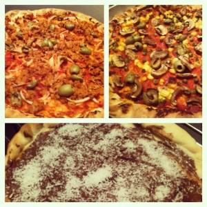 massa pra pizza