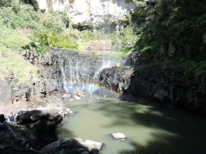 Cachoeira em Springbrook National Park