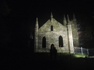 Ghost Tour em Port Arthur