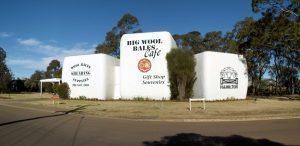 wool bales