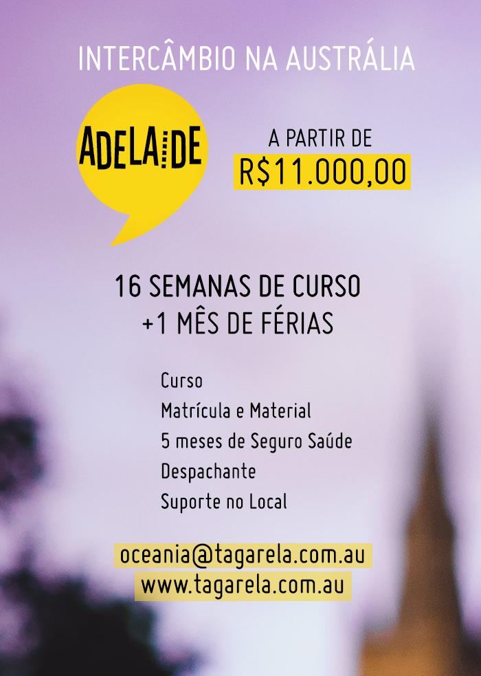 Promo Adelaide Sidebar