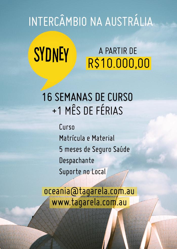 Promo Sydney Sidebar